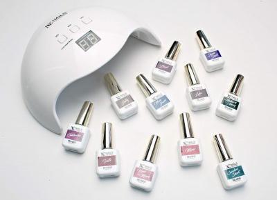NOWOŚĆ! Kolekcja lakierów hybrydowych NC Nails Company - SUCCESS TIME | Zuzka Pisze