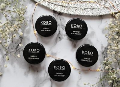 Kobo Professional Fantasy Pure Pigment | Zuzka Pisze