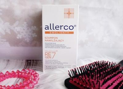 Szampon nawilżający Allerco