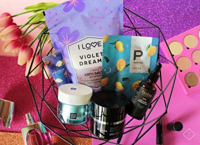 I LOVE BOX Premium by TINAHA - openbox - Luty 2020  | Zuzka Pisze