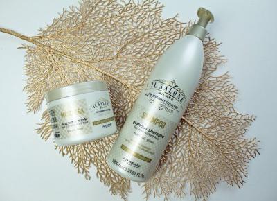 Profesjonalna pielęgnacja włosów z IL SALONE MILANO - Glorious Shampoo i Supreme mask  | Zuzka Pisze