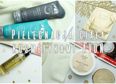Pielęgnacja ciała kosmetykami od AVON | Zuzka Pisze