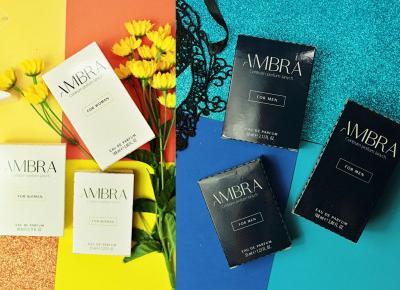 Lane Perfumy Francuskie AMBRA | Zuzka Pisze