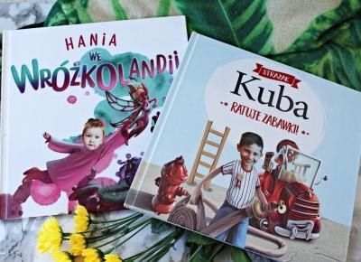 Twoje dzieci bohaterami książki? To możliwe! Jestem w bajce - idealny prezent na Dzień Dziecka | Zuzka Pisze