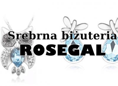 Srebrna biżuteria ROSEGAL | Zuzka Pisze