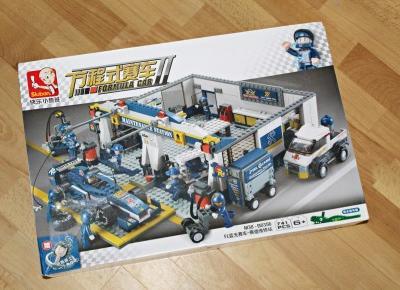 Chińskie Lego ze sklepu Dresslily | Zuzka Pisze