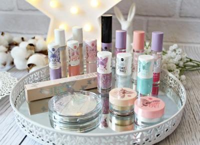 Limitowana seria kosmetyków BELL - FAIRY TALE - prezentacja kolekcji   Zuzka Pisze