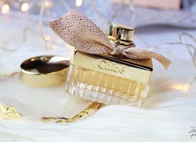 Chloé Absolu de Parfum - woda perfumowana dla kobiet  | Zuzka Pisze - strona typowo kobieca - kosmetyki, porady, książki, dziecko, lifestyle
