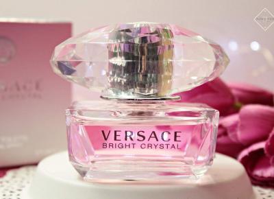 Versace Bright Crystal - woda toaletowa dla kobiet | Zuzka Pisze