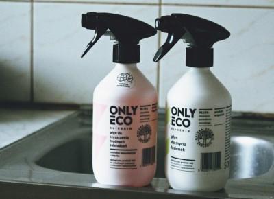 Naturalne środki czystości - ONLY ECO   Zuzka Pisze