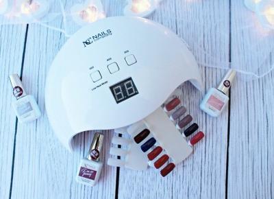 NC Nails Company - Lampa UV/LED 40 W. | Zuzka Pisze