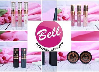 Bell, Desert Rose - Limitowana seria kosmetyków kolorowych dostępna już w sieciach sklepów BIEDRONKA   Zuzka Pisze
