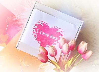 Openbox I LOVE BOX Premium by Agata - październik 2019 | Zuzka Pisze