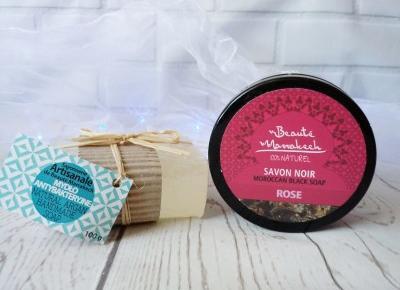 Mydła marokańskie - Maroko Sklep