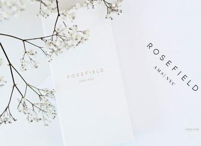 Zegarek damski Rosefield SHPWR-H37 - idealny prezent dla niej | Zuzka Pisze
