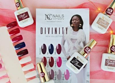 Nails Company - DIVINITY new collection by Osi Ugonoh | Zuzka Pisze