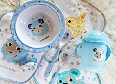 Bunny & Company - zestaw dla dziecka od Canpol Babies - 47 edycja Blogosfery | Zuzka Pisze