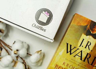 Królewska edycja z okazji dnia Kobiet - ChillBox - marzec 2019  | Zuzka Pisze
