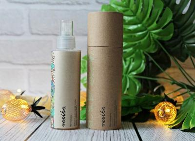 Płyn micelarny RESIBO - Naturalne zdrowe kosmetyki | Zuzka Pisze