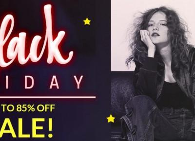 DressLily Black Friday SALES + kody rabatowe