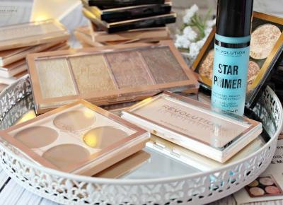Nowości kosmetyczne od MAKEUP REVOLUTION | Zuzka Pisze