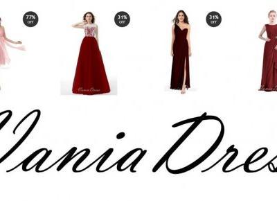 Suknie dla druhny - VANIADRESS | Zuzka Pisze