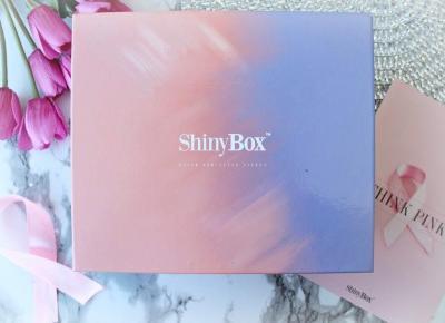 Openbox - SHINYBOX Think Pink - październik 2018 | Zuzka Pisze