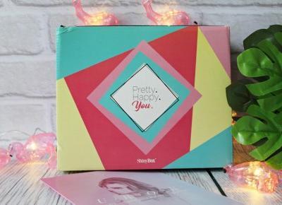 Inspired by U.R.O.K. od ShinyBox edycja XXI Styczeń 2018 | Zuzka Pisze