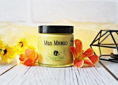 Mus mango, mydło pomidorowe i mydło kawowe - SAVON COSMETICS | Zuzka Pisze