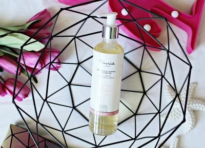 NOURISH London Geranium & Jasmine Shower Gel - Oczyszczający żel do ciała z geranium i jaśminem - COSTASY | Zuzka Pisze