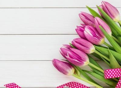 Pomysł na prezent - Dzień Kobiet | Zuzka Pisze