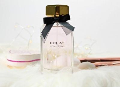 Eclat Mon Parfum - nietuzinkowy zapach ORIFLAME | Zuzka Pisze