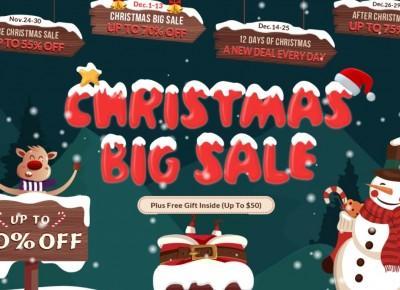 Sukienki na Sylwestra dla Pań Plus Size - Christmas Big sale - ROSEGAL