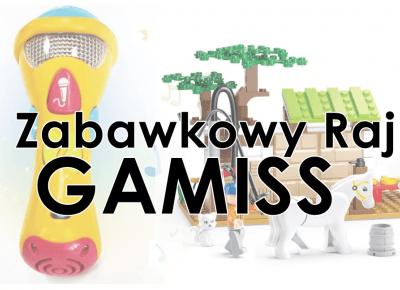 Zabawkowy Raj w GAMISS | Zuzka Pisze