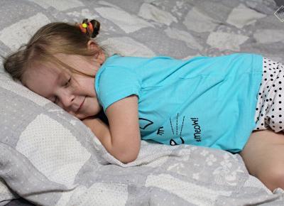 Słodkich snów - piżama z krótkimi spodenkami z bawełny organicznej BONPRIX | Zuzka Pisze