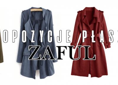 Propozycje płaszczy na jesień