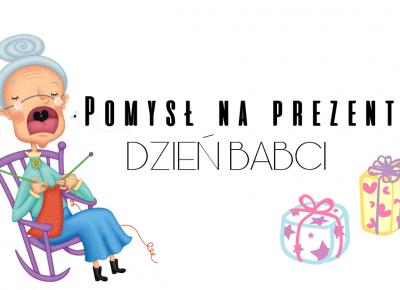 Pomysł na prezent - DZIEŃ BABCI | Zuzka Pisze