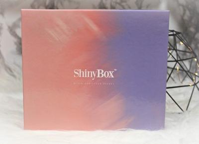 Openbox SHINYBOX The Power of Beauty - Listopad 2018 | Zuzka Pisze