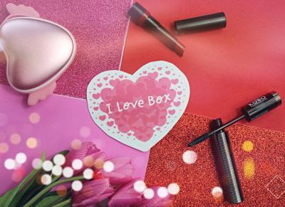 I LOVE BOX - Randka w ciemno - Styczeń 2020 - openbox | Zuzka Pisze