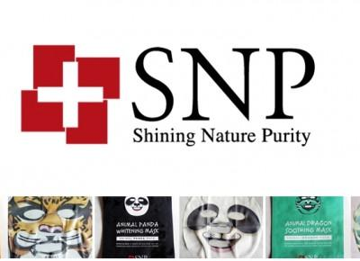 Maseczki Animal od SNP