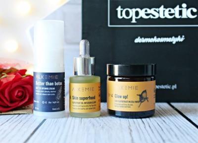 Przywróć swojej skórze blask z kosmetykami ALKEMIE  |   Zuzka Pisze