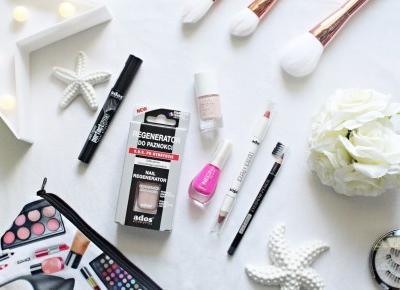 Ados - kosmetyki kolorowe - jak wyglądają moje wrażenia? | Zuzka Pisze