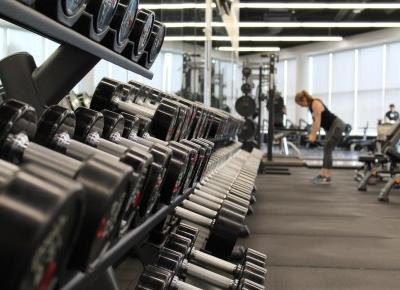 Profesjonalny sprzęt do siłowni | Zuzka Pisze