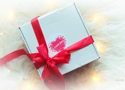 I Love Box Premium - listopad 2019 - openbox | Zuzka Pisze
