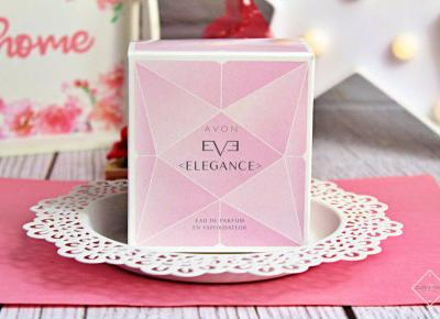 Woda perfumowana AVON EVE Elegance  | Zuzka Pisze
