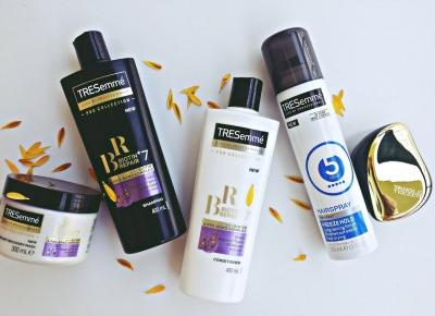 TRESemmè Biotin + Protect 7 Pro Collection |   Zuzka Pisze