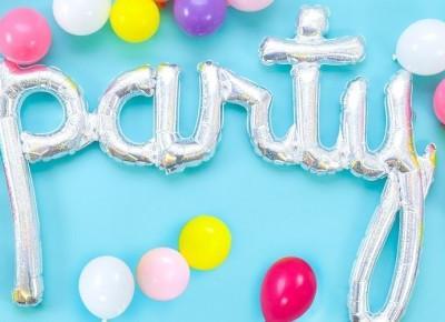 Dekoracje urodzinowe dla dzieci i dorosłych | Zuzka Pisze