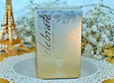 Woda perfumowana AVON TTA Celebrate dla Niej | Zuzka Pisze