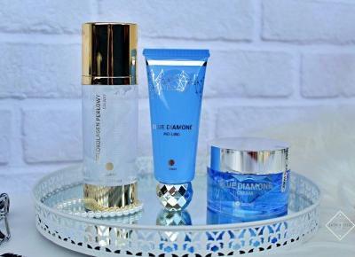 Atelokolagen perłowy + zestaw Blue Diamond marki COLWAY | Zuzka Pisze