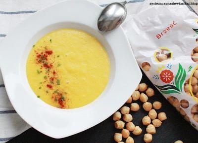 Życie zaczyna się w kuchni : Krem z kukurydzy konserwowej